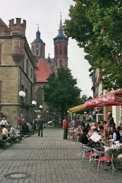 Foto - Am Markt in Göttingen